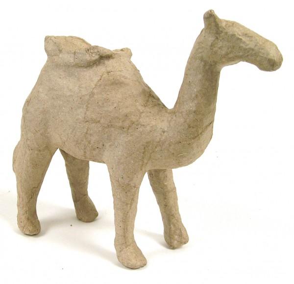 decopatch Tierfigur Dromedar mit Sattel , 13x13x5cm