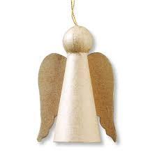 Engel, aus Pappmachè, ca. 9,5 cm