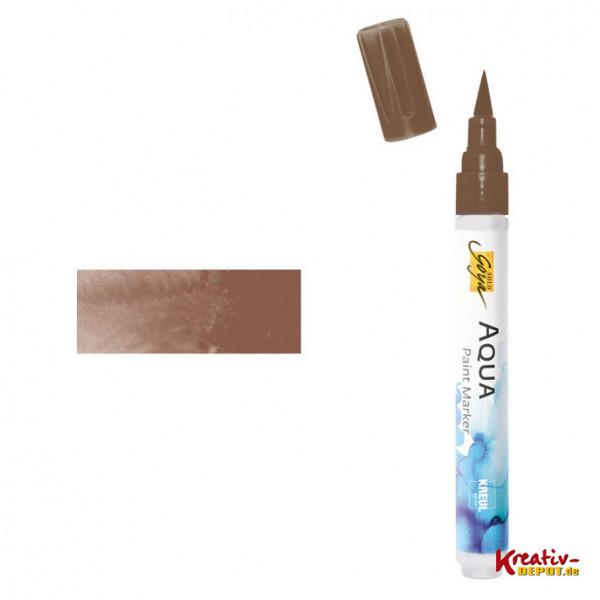 Aqua Paint Marker - Oxydbraun