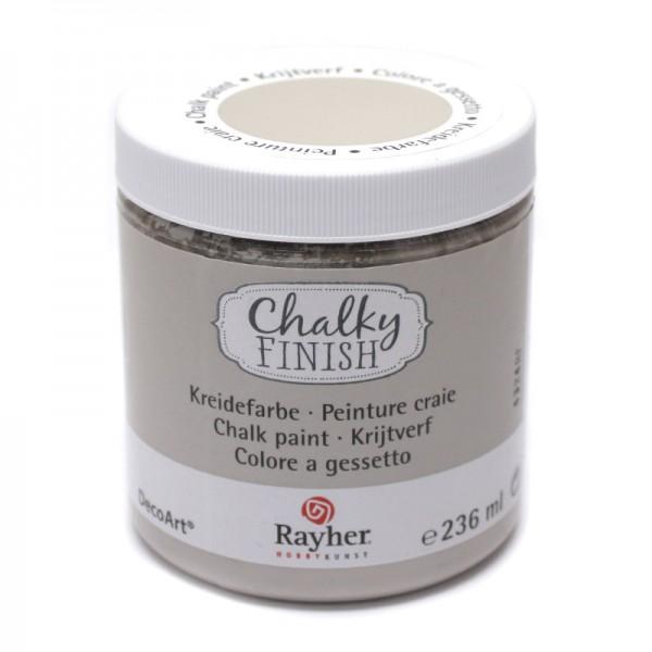 Chalky-Finish Kreidefarbe 236 ml - helltopaz