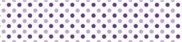 Washi-Tape, 15mm x 10m - Tupfen flieder
