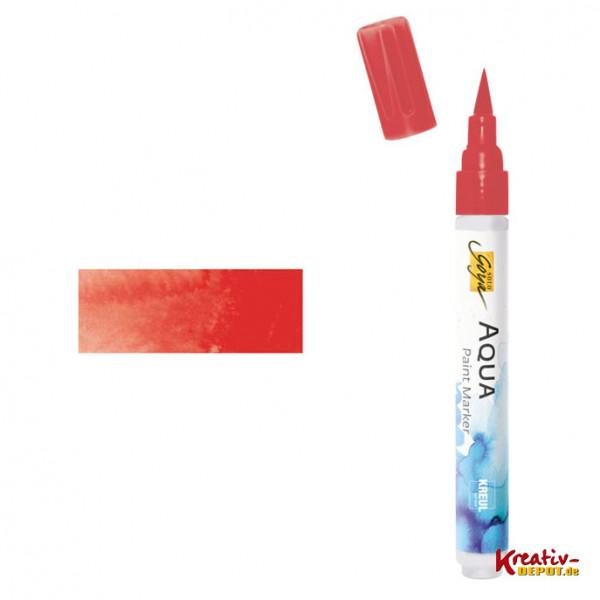 Aqua Paint Marker - Karmin