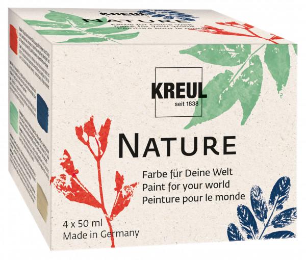 KREUL Nature Set - 4 x 50 ml