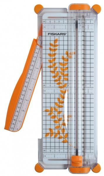 Fiskars Papierschneidemaschine, A4, 30cm