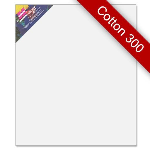 Keilrahmen Cotton 300, 60x70 cm, 2 Stück