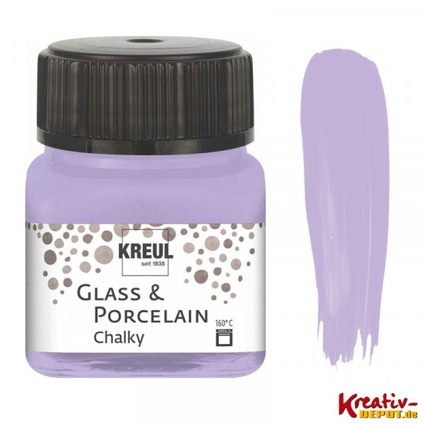 Glass & Porcelain Chalky - Sweet Lavender