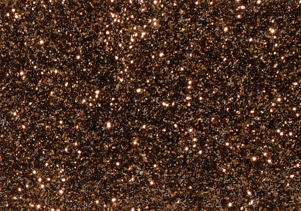 Glitter grob, 110 g, topas