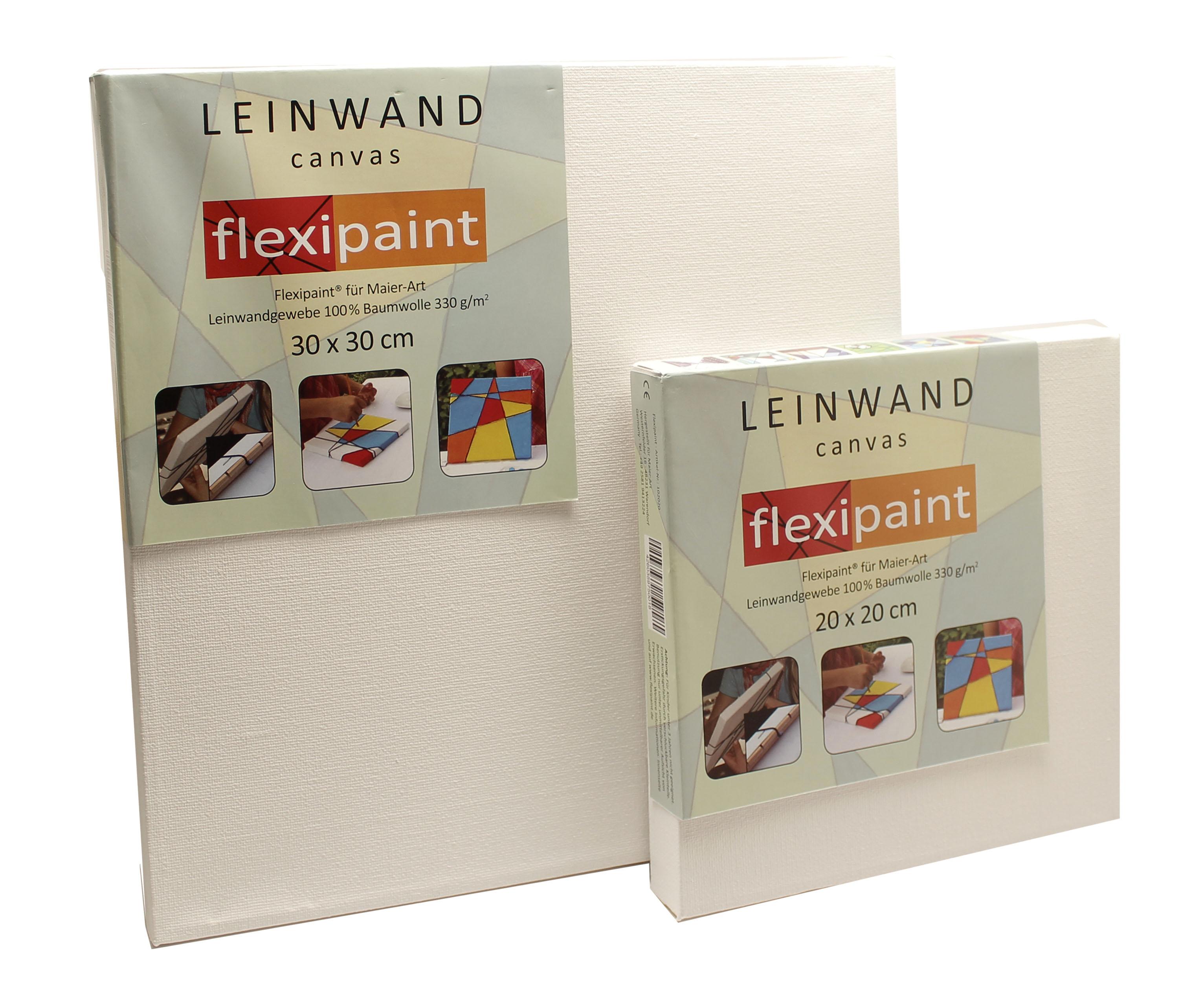 Flexipaint Rahmen mit Flexischnur, 20 x 20 cm | Kreativ-Depot