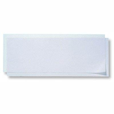 Laternenzuschnitte, Transparentpapier, 25 Stück, 15,5 x 37 cm