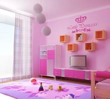 XXL-Schablone Little Princess 100x70cm