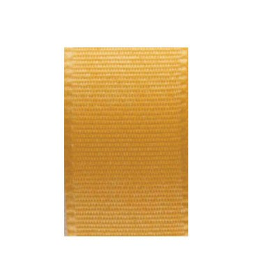Uni-Taftband, Länge 10 m, Breite 40 mm, gelb