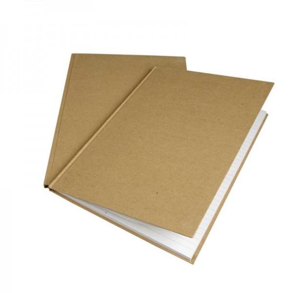 Notizbuch, aus Pappmachè, 21 x 30 cm