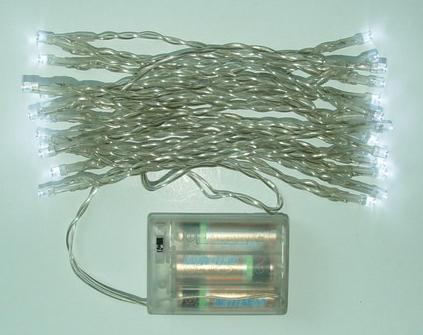 30er led lichterkette batteriebetrieben warmweiss kreativ depot. Black Bedroom Furniture Sets. Home Design Ideas