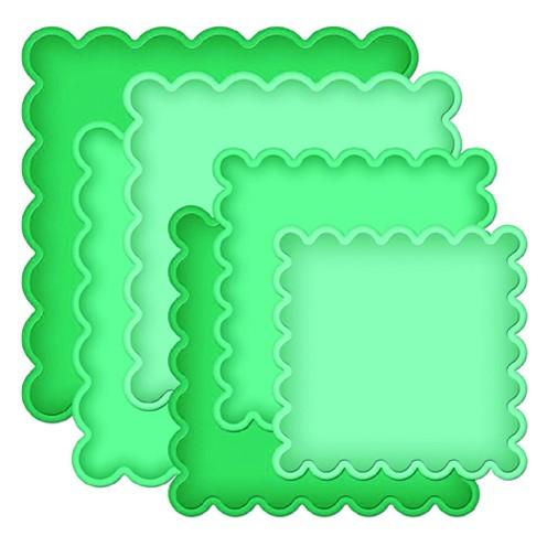 Spellbinders Schablone Nestabilities, Quadrate, 11,4 - 17,8