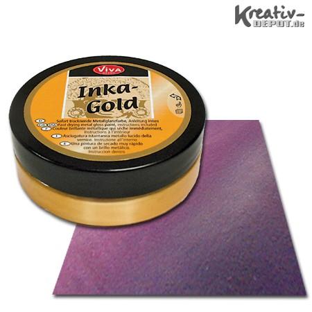 Viva Decor Inka-Gold, 62,5 g, Violett