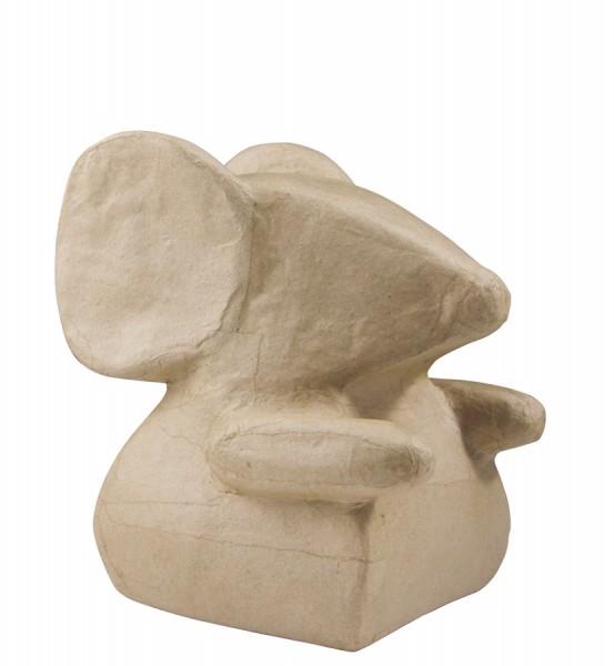 decopatch Tierfigur Maus, 9,5x13,5x13,5 cm