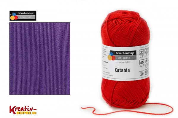 Schachenmayr Wolle - Catania, 50g, violett