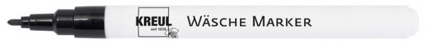 JAVANA TEXTIL Wäschemarker, Stoffmalstift, Schwarz
