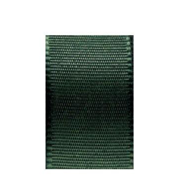 Uni-Taftband, Länge 10 m, Breite 15 mm, dunkelgrün