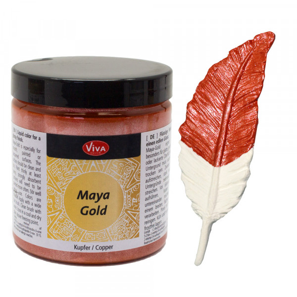 Viva Decor Maya-Gold, 250 ml, Kupfer
