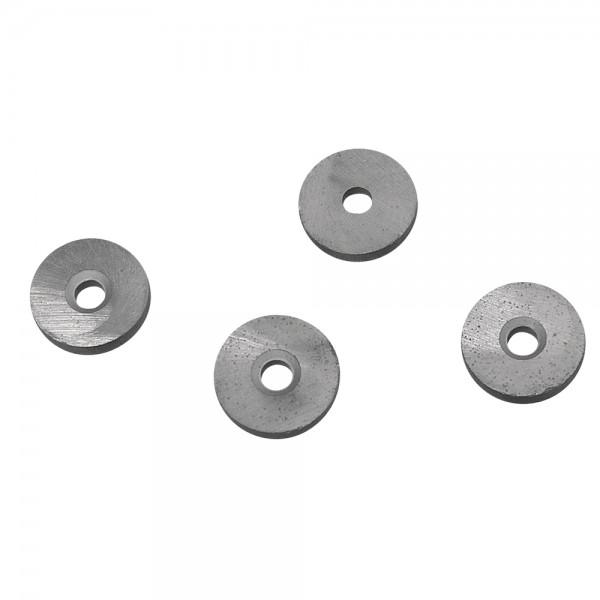 magnet mit loch 20 mm st rke 5 mm 5 st ck kreativ depot. Black Bedroom Furniture Sets. Home Design Ideas