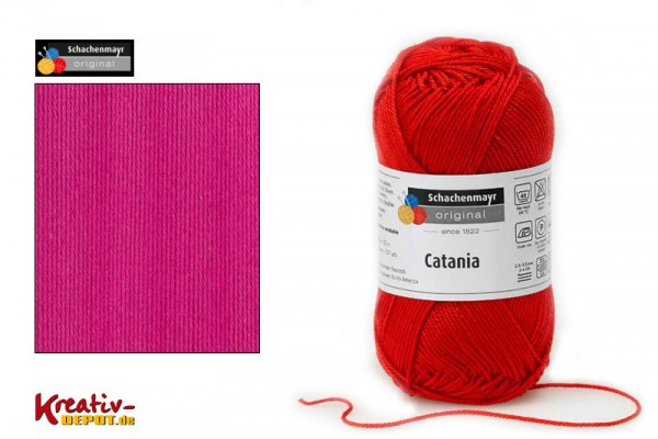 Schachenmayr Wolle - Catania, 50g, cyclam