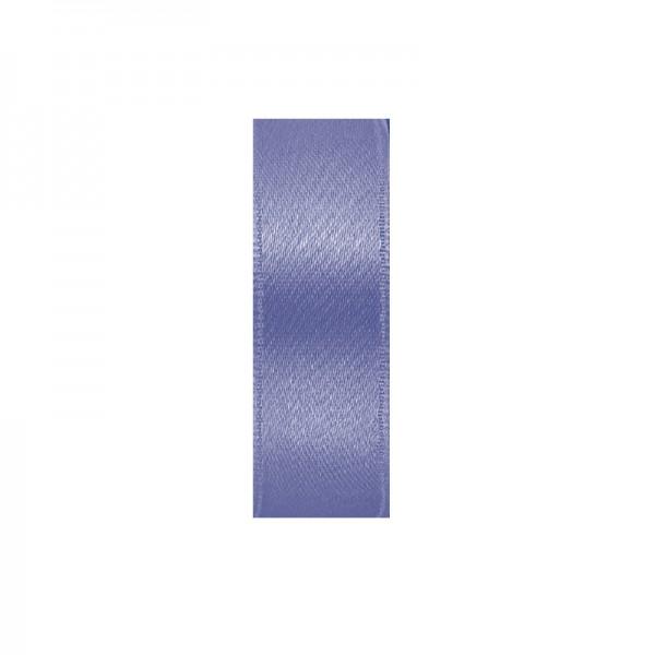 Satinband, doppelseitig, Länge 10 m, Breite 10 mm, lavendel