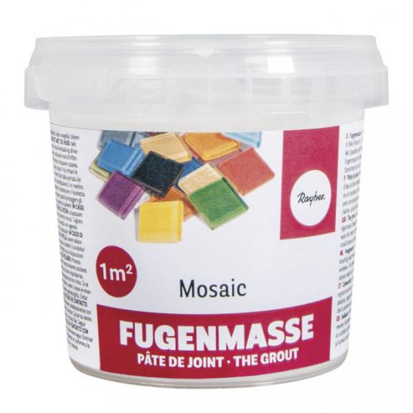 Mosaic Fugenmasse weiß, 1A Qualität, 500 g