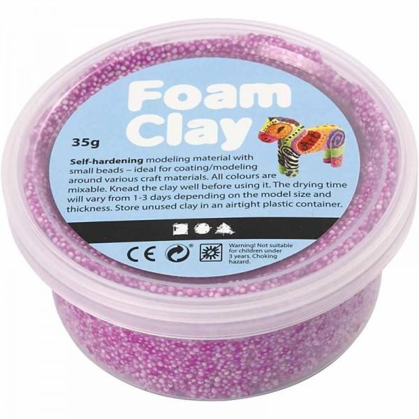 Foam Clay - Neonlila, 35g