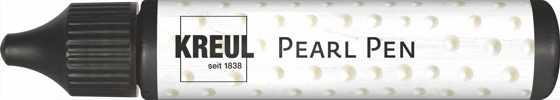 KREUL Pearl Pen, 29 ml, Schwarz