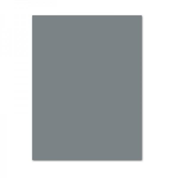 Fotokarton, 50er Pack, 300 g/m², DIN A4, steingrau