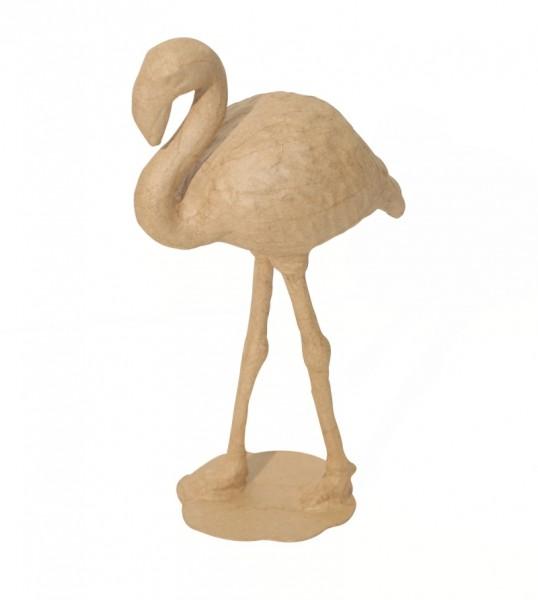 decopatch Tierfigur Flamingo, 15x7,5x27 cm