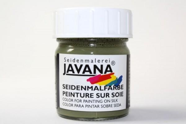 JAVANA Seidenmalfarbe, 50 ml, Flachs