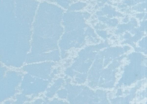 Verzierwachsplatte Marmor, 200x100x0,5mm, hellblau