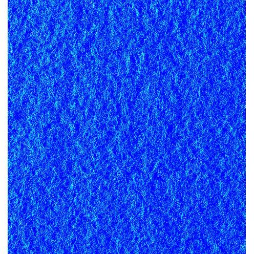 Bastelfilz, 2mm, 30x45cm, blau