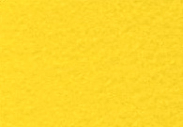 Bastelfilz, 1-1,5mm, 45x500cm, bananengelb