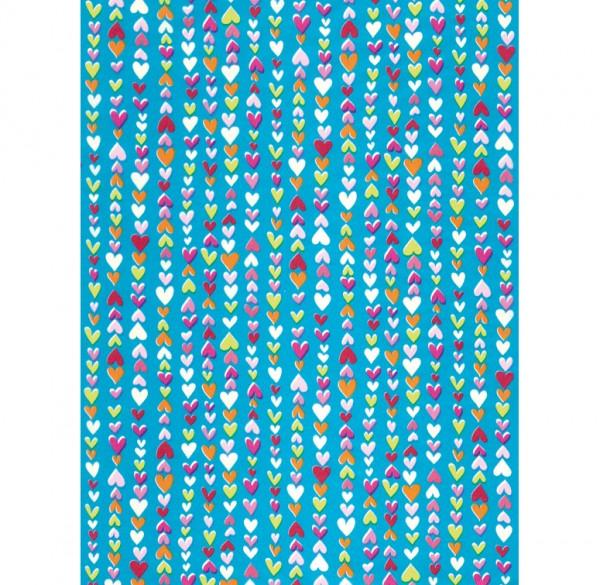Decopatch-Papier,30x39cm, Motiv Nr. 410