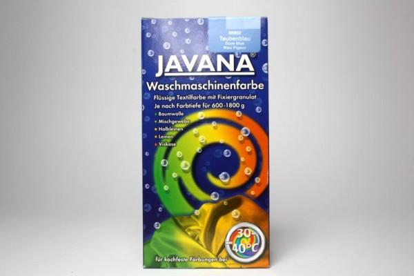 JAVANA Waschmaschinenfarbe, Taubenblau