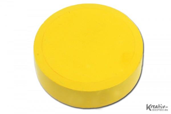 EBERHARD FABER Tempera-Farbtablette, Ø 44 mm, kadmiumgelb