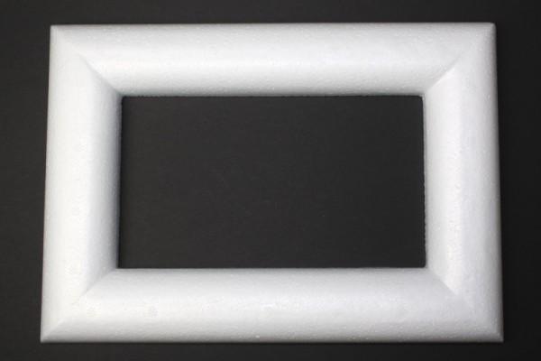 Styropor-Dekorahmen, 32 x 24 cm