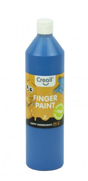 Creall-Fingermalfarbe HAPPY INGREDIENTS, 750 ml, blau