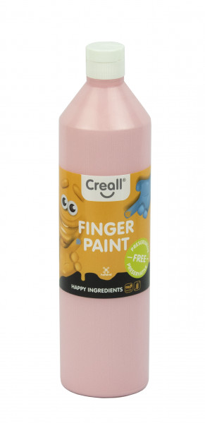 Creall-Fingermalfarbe HAPPY INGREDIENTS, 750 ml, rosa