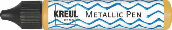 KREUL MetallicPen, 29 ml, Gold