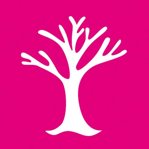 Stanzer Herbstbaum 24 x 22 mm