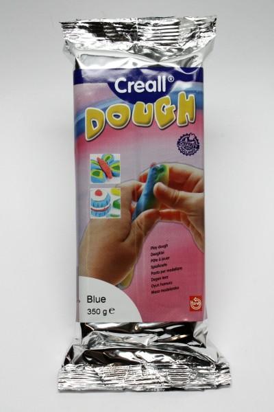 Creall Dough, sehr weiche Spielknete, 350 g, blau