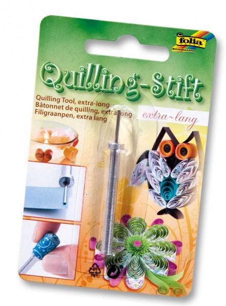 Quilling-Stift, extra-lang, für breite Quillingstreifen