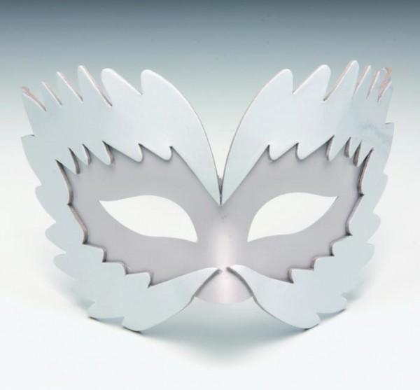 Maske Wind, aus Kunststoff, 19 x 13 cm