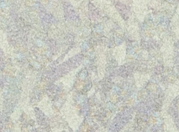 Verzierwachsplatten, flitter, 200x100x0,5mm, 10 Stück, silber