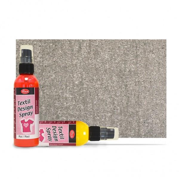 Viva Decor Textil Design Spray - Grau
