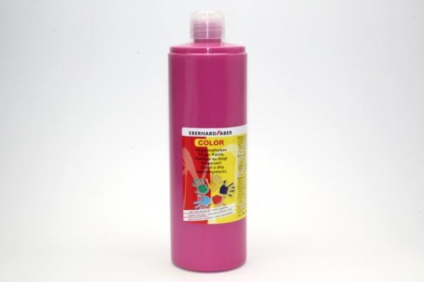 EBERHARD FABER Fingermalfarbe, 750 ml, magenta hell